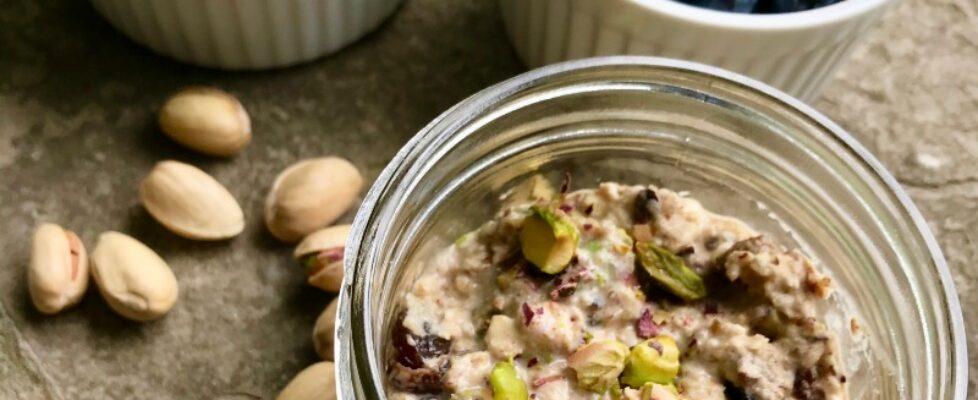 Pistachio Blueberry Muesli 2