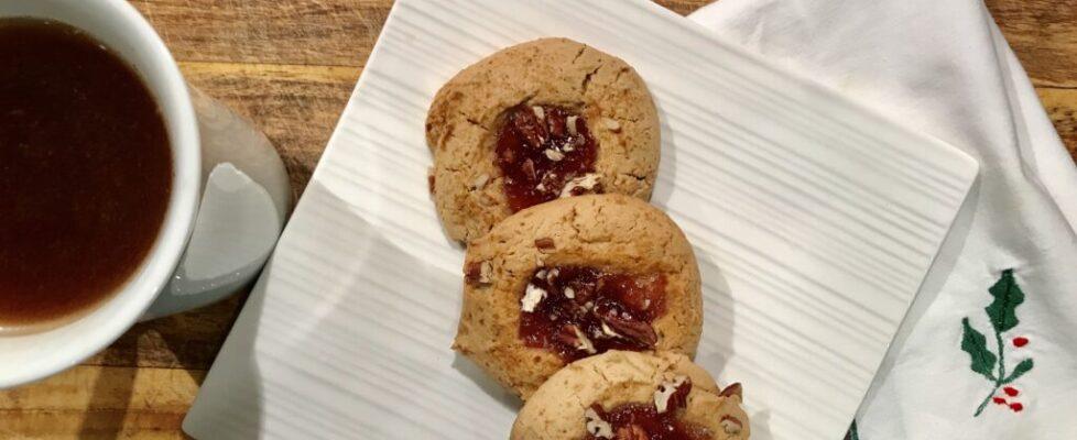 Gluten-Free Rosemary Sconies