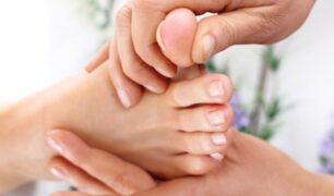 Reflexology with Lucy