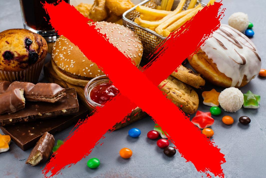 Eliminate Inflammatory Foods