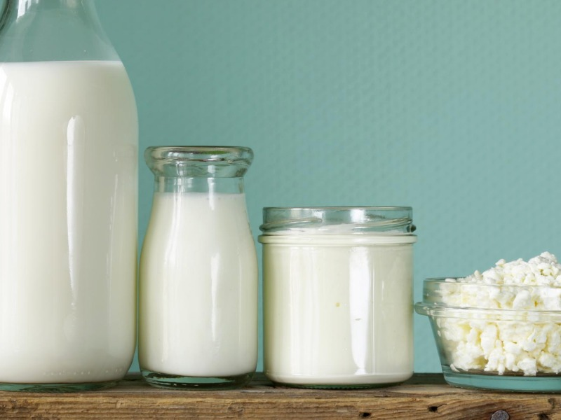 Heal Acne by Reducing Dairy