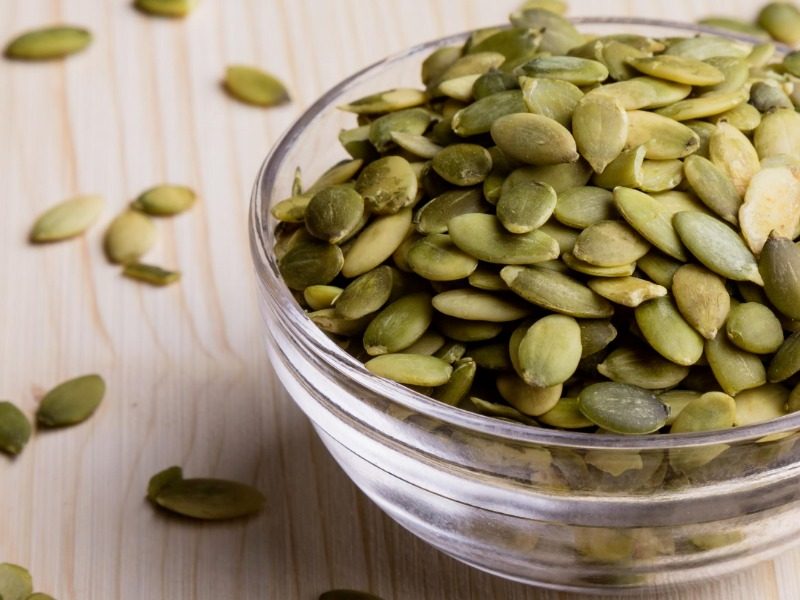 Heal Acne by Pumpkin Seed