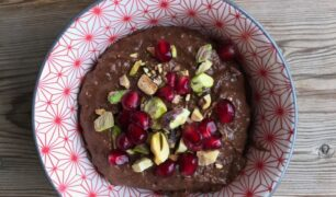 Chocolate Breakfast Pudding
